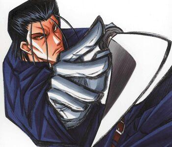 るろうに剣心の斎藤が実は一番最強~キレ者狼で一番の成功者~